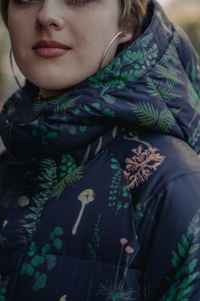 BODEN PUFFER JACKET Secret Garden Jacke multi color