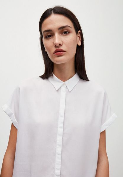 ARMEDANGELS - ZONJAA Bluse/ Hemd white