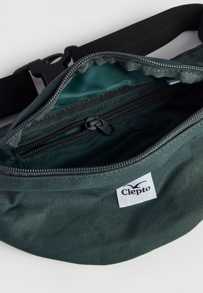 CLEPTOMANICX-C-I-HIPBAG-Tasche-scarab-green-3
