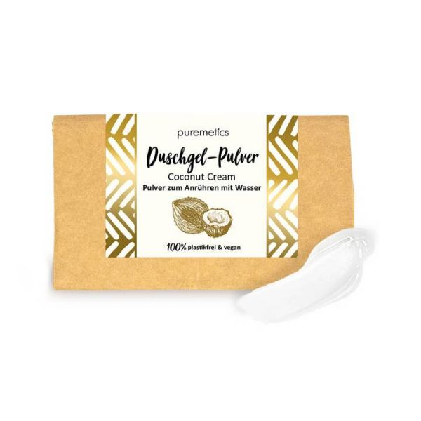 PUREMETICS - Duschgel 'Coconut Cream'