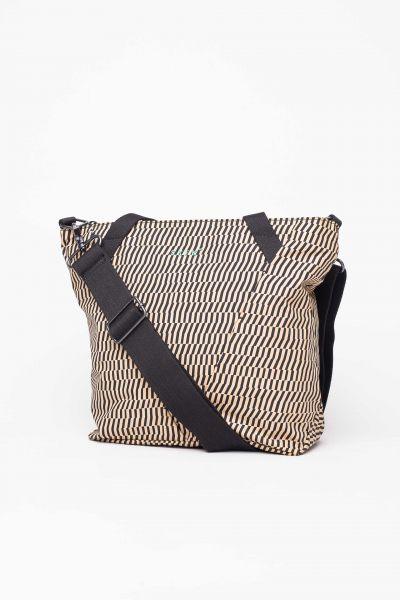 SKFK - MERLA BAG Tasche beige/ black print 2N