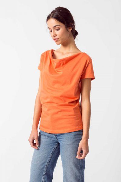 SKFK - BAT Basic Shirt N5 orangeSKFK - BAT Basic Shirt N5 orange