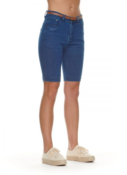 RAGWEAR - BOBINY Jeans Short indigo