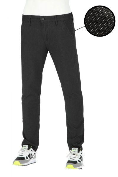 REELL - SUPERIOR FLEX CHINO Hose superior black