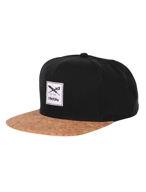 IRIE-DAILY-EXCLUSIVE-CORK-CAP-M-tze-black
