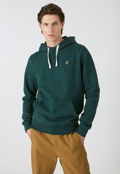 ARMEDANGELS - DRAAW PING PONG Pullover deep green