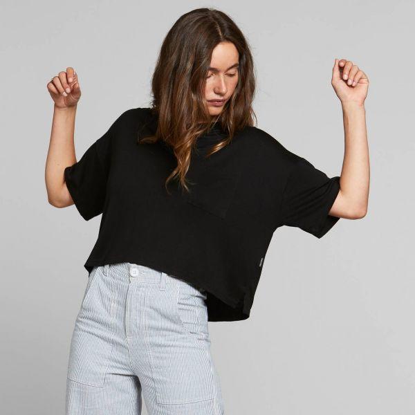 DEDICATED - KIVIK TOP T-shirt black