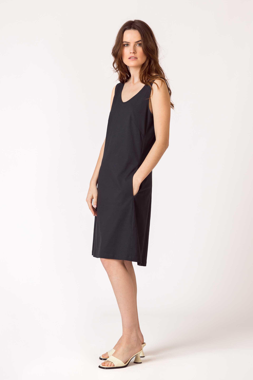 SKFK-BIOLETA-DRESS-Kleid-2N-black-3