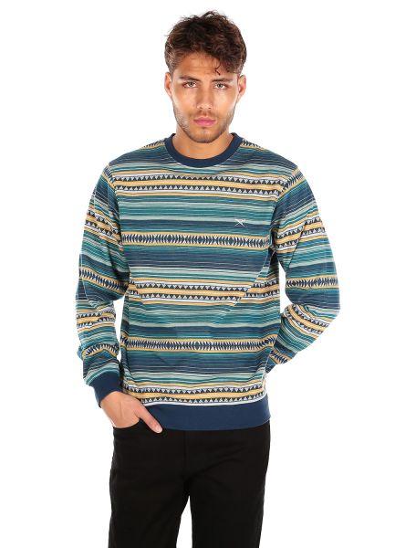 IRIE DAILY - VINTACHI CREW Sweater beryl green