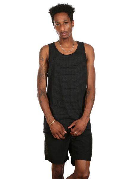 IRIE DAILY - TAHITI TANK T-Shirt black melange