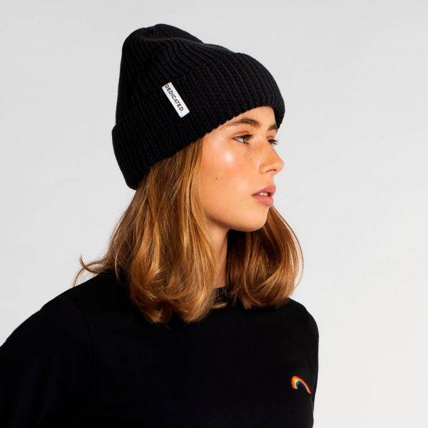 DEDICATED - NARVIK BEANIE Mütze black