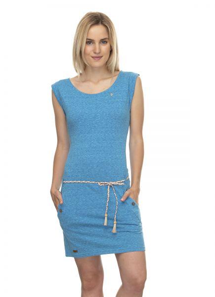 RAGWEAR - TAG DRESS Kleid aqua
