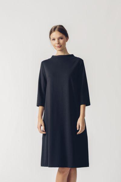 SKFK - BASAKA DRESS Kleid B9 dark navySKFK - BASAKA DRESS Kleid B9 dark navy