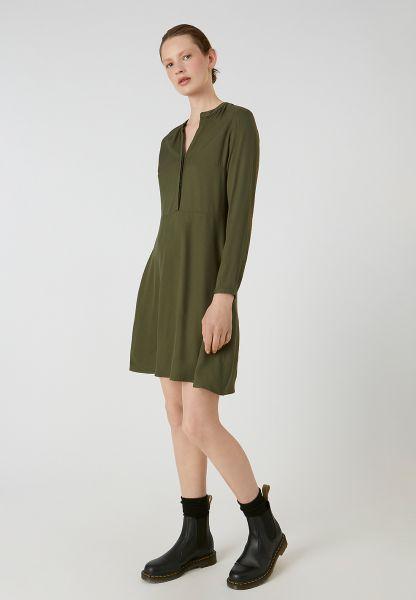 ARMEDANGELS - INAARI Kleid moss green