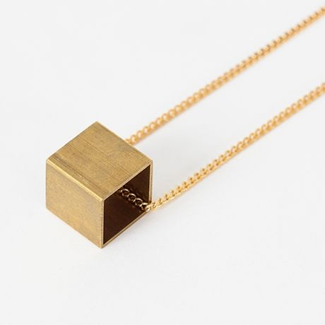 POTIPOTI - GEOMETRIC 8 Halskette