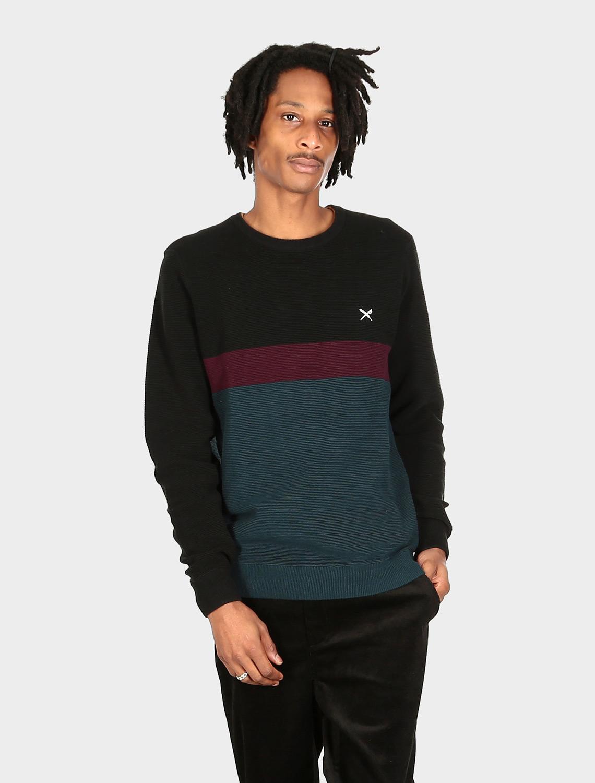 IRIE-DAILY-COURT-STRIPE-KNIT-Sweater-Pullover-dark-orion2
