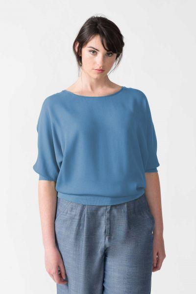 SKFK - EDABE Shirt B5 blue