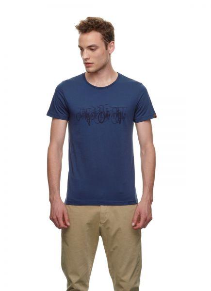 RAGWEAR - BLAIZE T-Shirt navy
