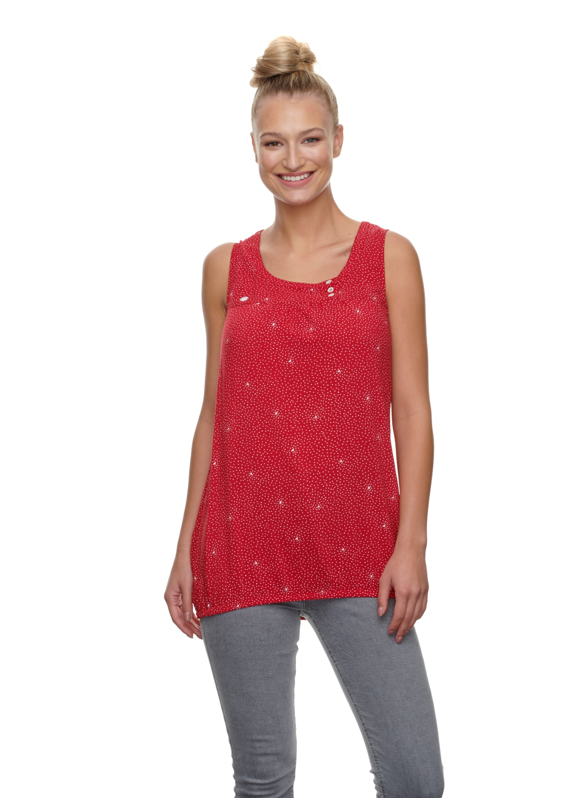 RAGWEAR-GISELLE-Shirt-red