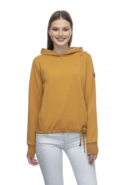 RAGWEAR - TIARRA Hoody Sweatshirt yellow