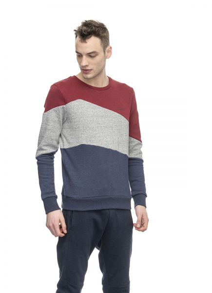RAGWEAR - TRIPSY Pullover red