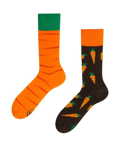 MANY MORNINGS - GARDEN CARROT Damensocken