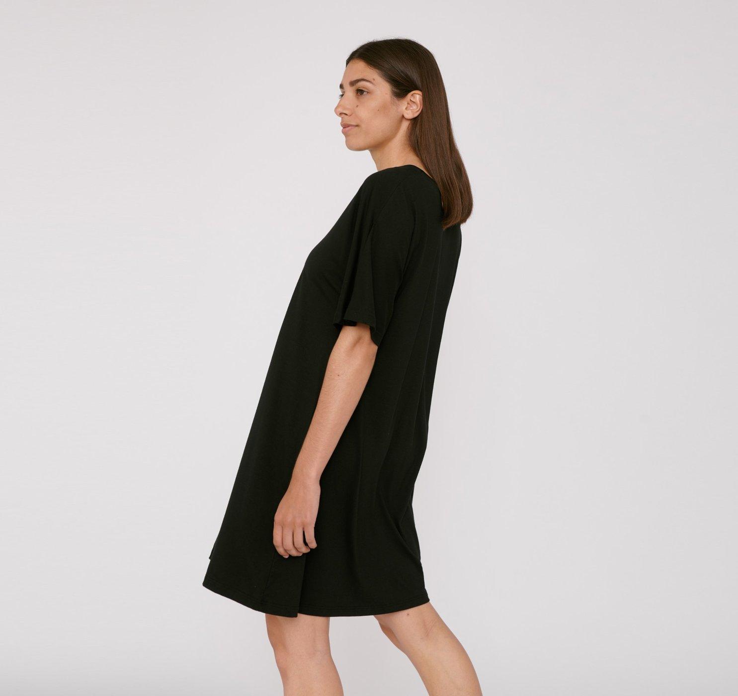 ORGANIC-BASICS-LITE-T-SHIRT-DRESS-Kleid-black2