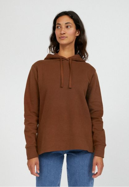 ARMEDANGELS - HAAVIN LOGO Pullover cacao