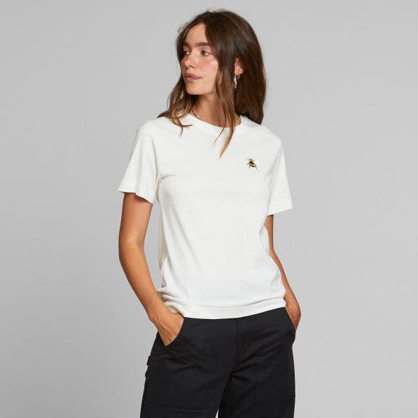 DEDICATED - BUMBLEBEE Mysen T-shirt off-white
