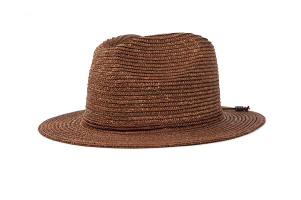 BRIXTON - LERA FEDORA Hut antique copper