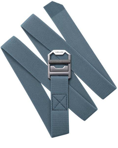 ARCADE - GUIDE SLIM BELT Gürtel moody blue