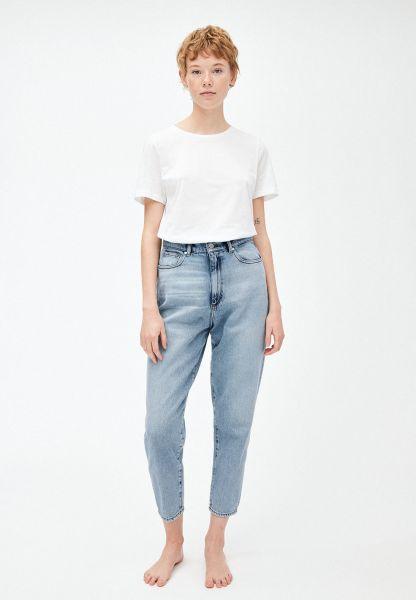ARMEDANGELS - MAIRAA HIGH WAIST Jeans faded blue