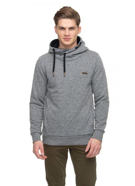 RAGWEAR - BEAT MENS Kapuzenullover grey
