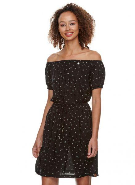 RAGWEAR - MARGITT Kleid black