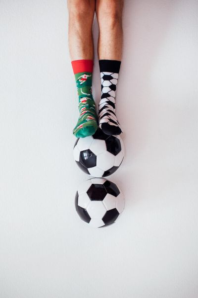MANY MORNINGS - FOOTBALL FAN Motivsocken 39 - 46