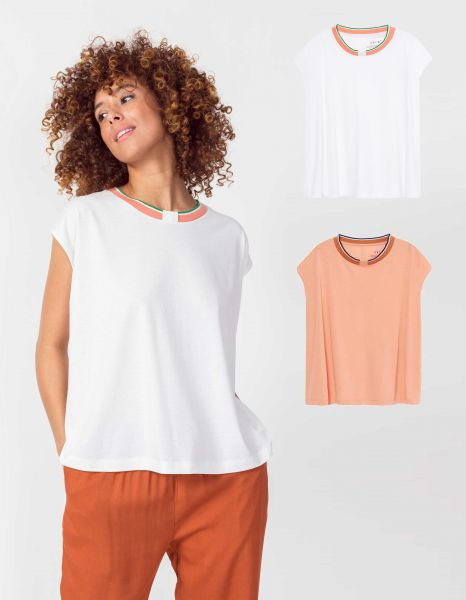 SKFK - ALOISE T-Shirt zwei Farben