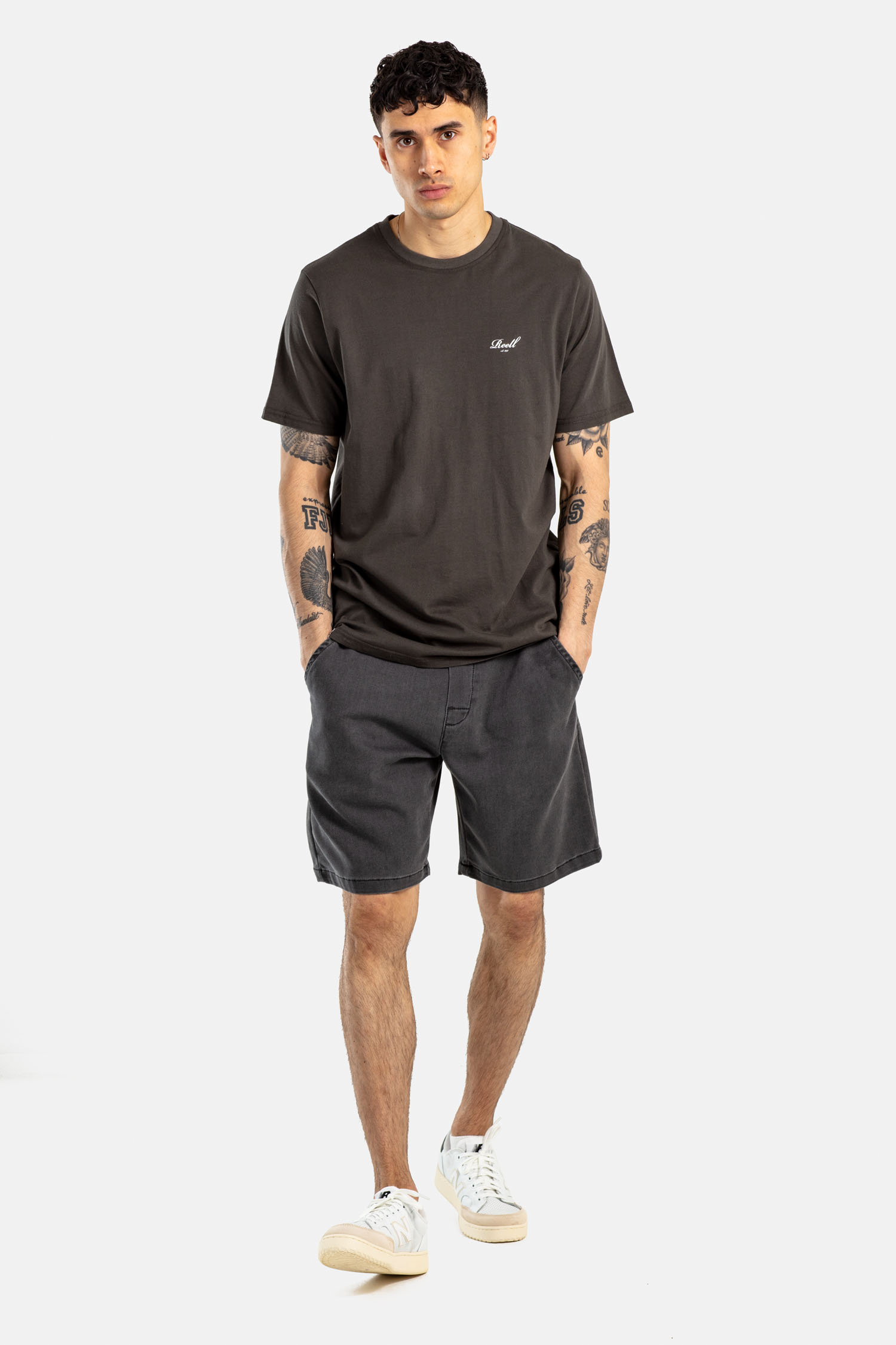 REELL-REFLEX-EASY-SHORT-Short-Hose-grey-weave