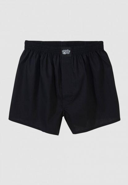 LOUSY LIVIN - PLAIN Boxershorts black