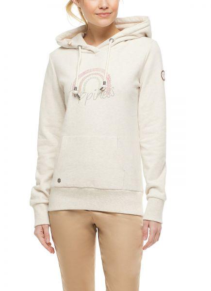 RAGWEAR - BERIT ORGANIC Sweatshirt Pullover beige