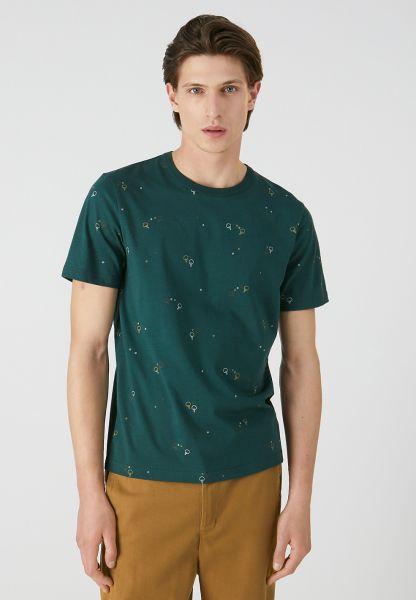PAAUL SPORT T- Shirt deep green