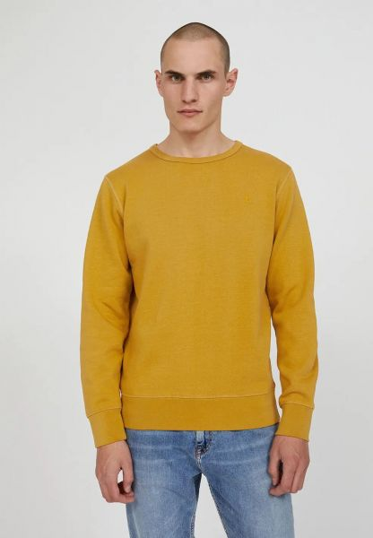 ARMEDANGELS - KAARLSSON Pullover mustard yellow