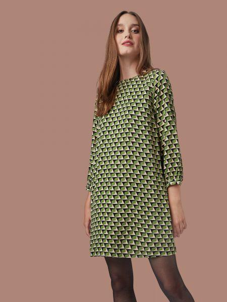 MADEMOISELLE -ART LOVER Dress entrez! green