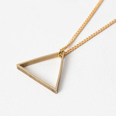 POTIPOTI - GEOMETRIC 11 Halskette