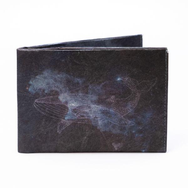 PAPRCUTS - ASTROGALACTIC WHALE Portemonnaie