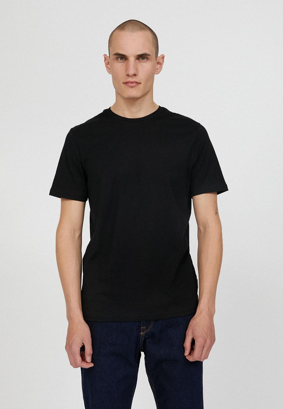ARMEDANGELS-JAAMES-T-Shirt-black