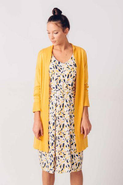 SKFK - ALAZANE DRESS Kleid 11 vanoilla print