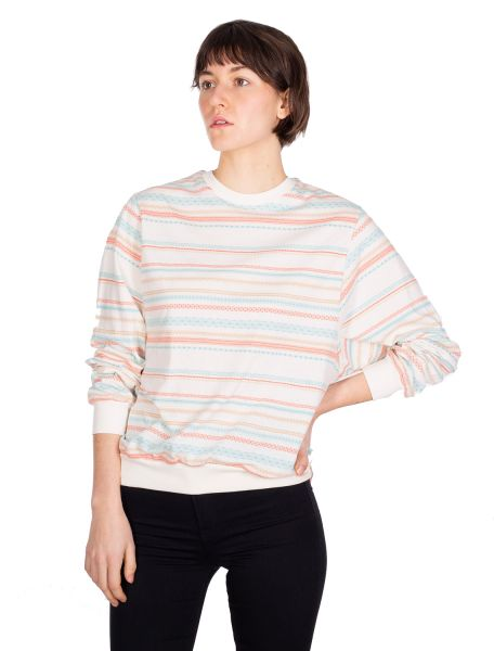 IRIE DAILY - CAIPINI SWEAT Pullover off-white