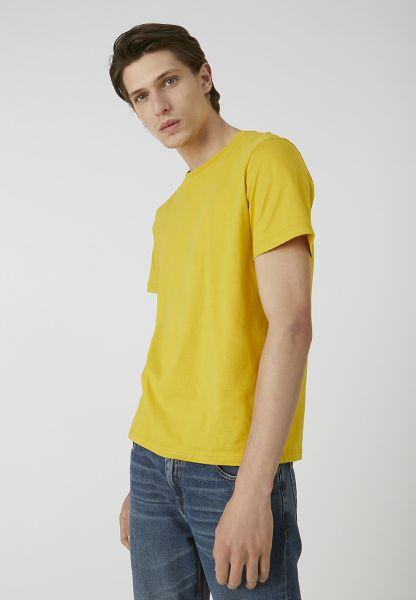 ARMEDANGELS - JAAMES T- Shirt sulphur yellow