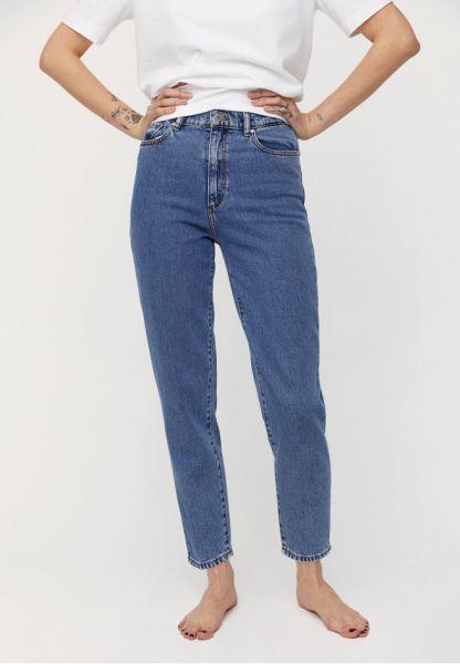 ARMEDANGELS - MAIRAA HIGH WAIST Jeans mid blue