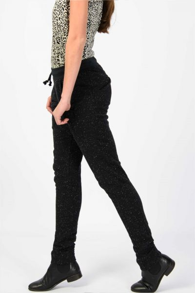 SKUNKFUNK - AMABEL TROUSERS Jogpant black